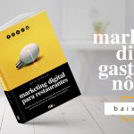 ebook de marketing digital para restaurantes