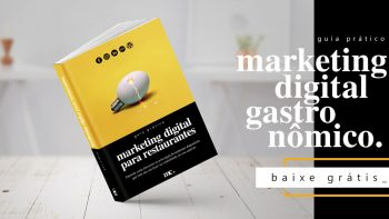 E-book – Marketing Digital Gastronômico