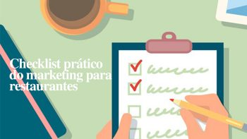 Checklist de marketing para restaurantes